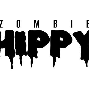 ZombieHIPPY • Logo Typeface #2 by ZombieHippy