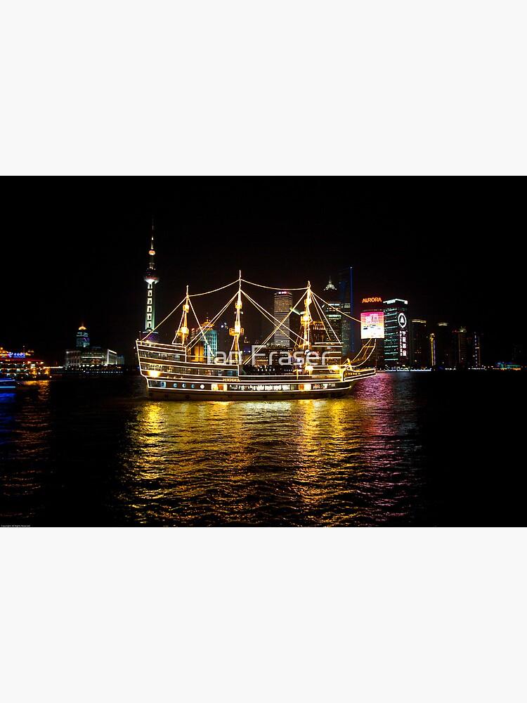 Shanghai Tall Ship by Mowog