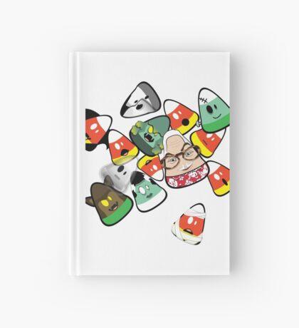Horror Corn :) Hardcover Journal