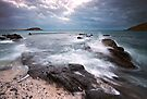 Stormy Skies Encounter Bay by KathyT