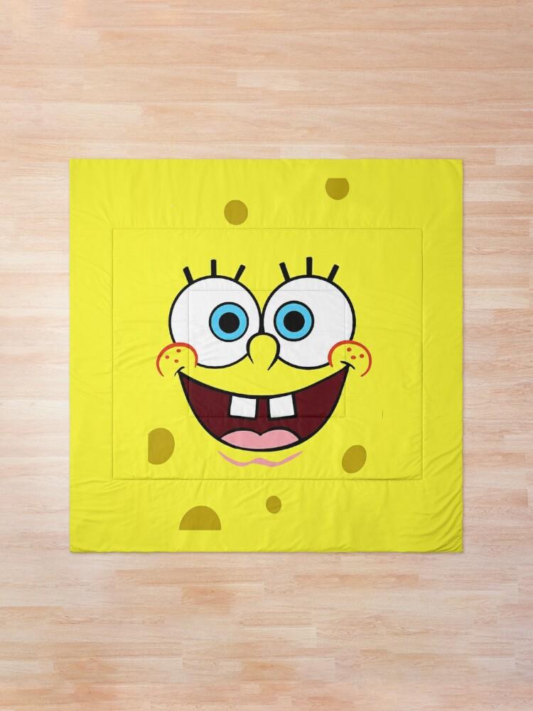 Alternate view of Spongebob Squarepants Face Comforter