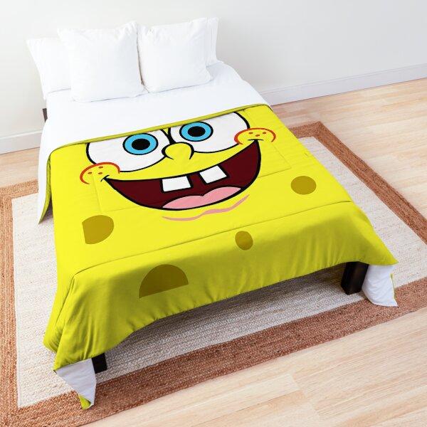 Spongebob Squarepants Face Comforter