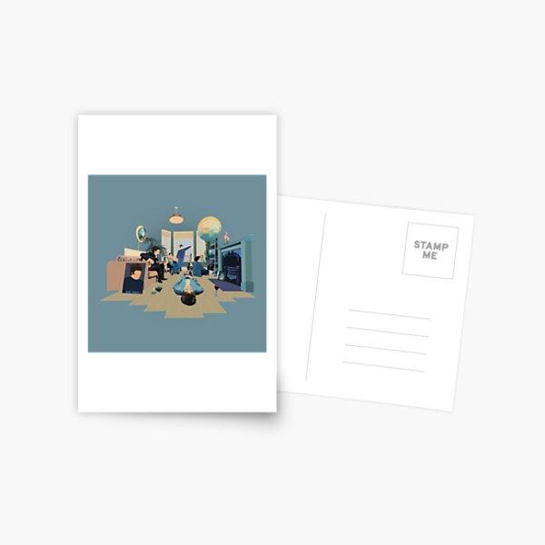 Defaybe Postcard