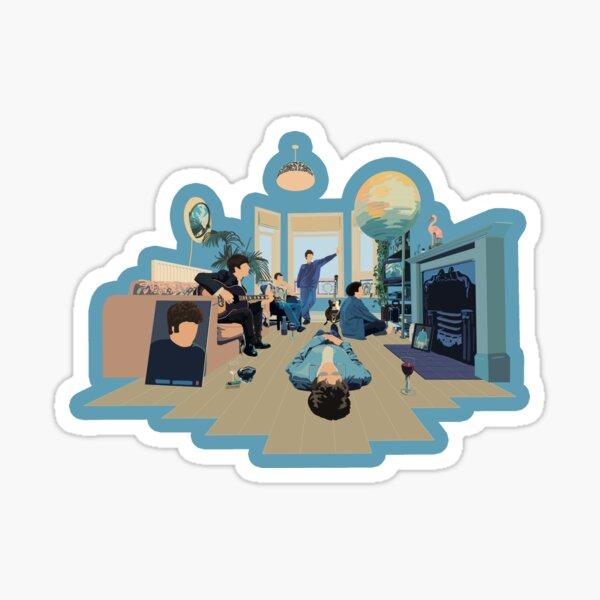 Defaybe Sticker