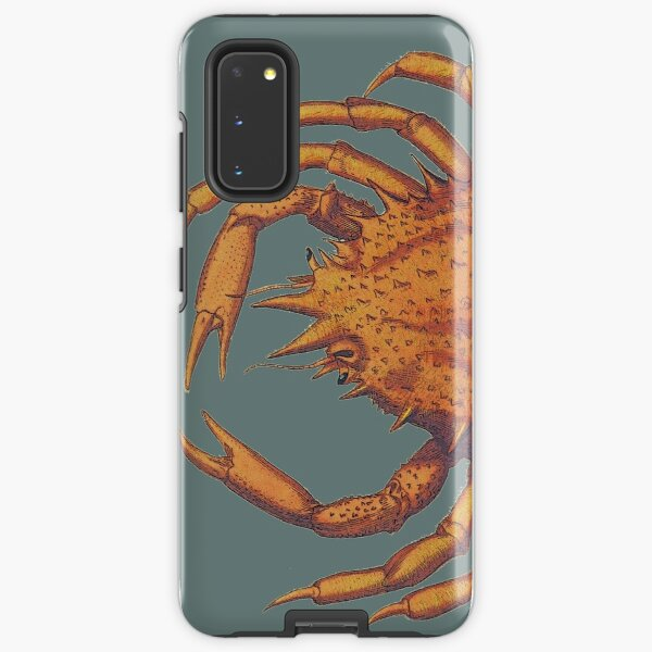 Crab Samsung Galaxy Tough Case