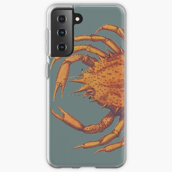 Crab Samsung Galaxy Soft Case