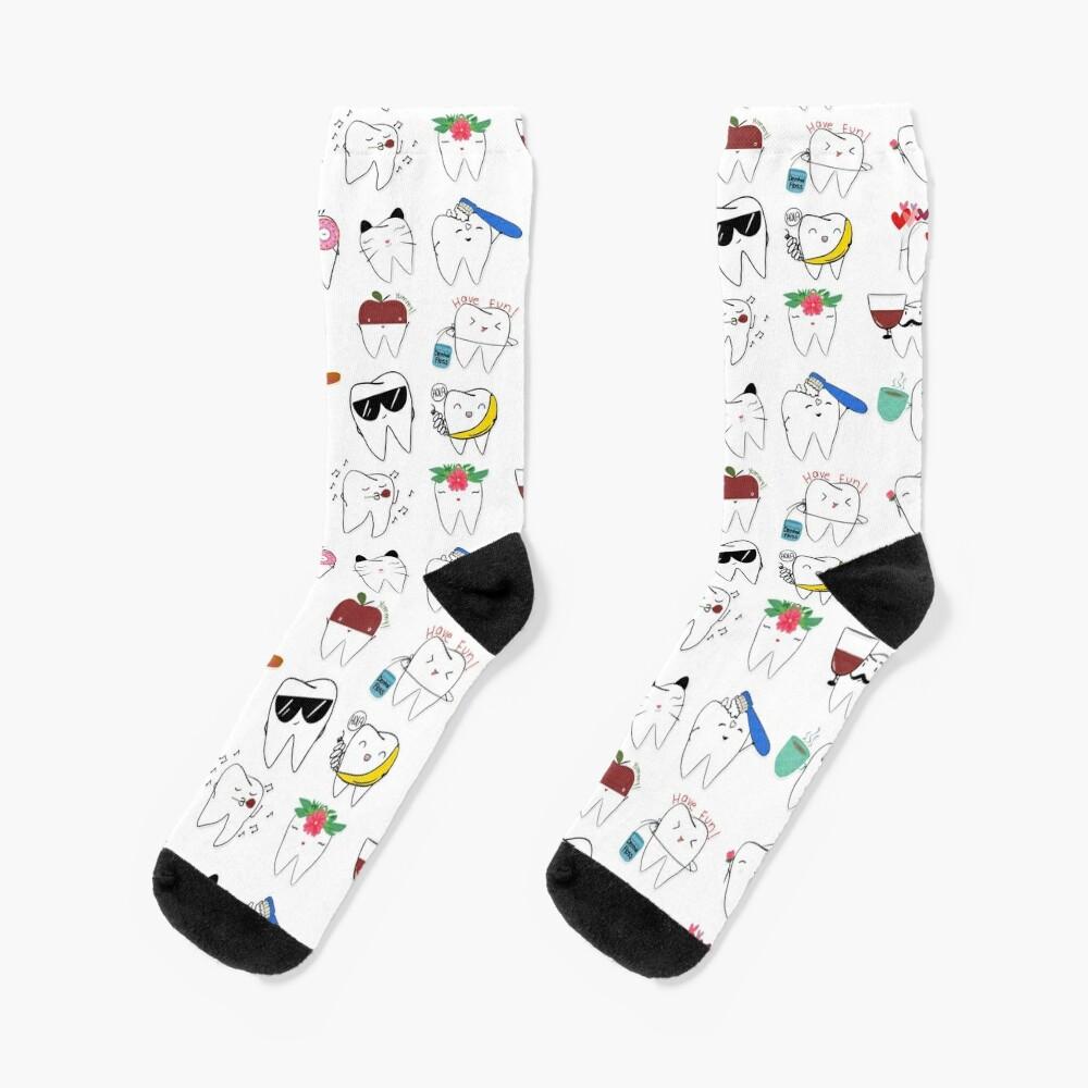 Mix-Molar  Socks