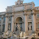 Trevi Fountain by Darrell-photos