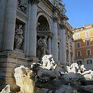 Trevi Fountain 2 by Darrell-photos