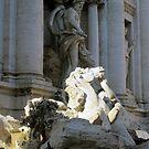 Trevi Fountain 3 by Darrell-photos