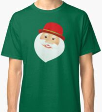 British Santa Claus  Classic T-Shirt