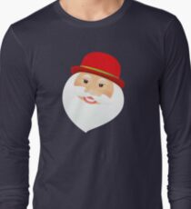 British Santa Claus  Long Sleeve T-Shirt