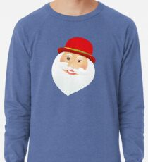 British Santa Claus  Lightweight Sweatshirt