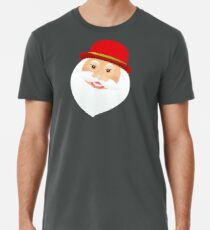 British Santa Claus  Premium T-Shirt