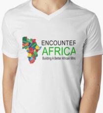 Encounter Africa V-Neck T-Shirt