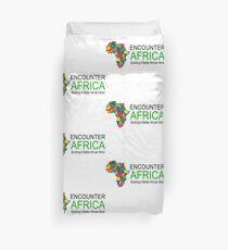 Encounter Africa Duvet Cover