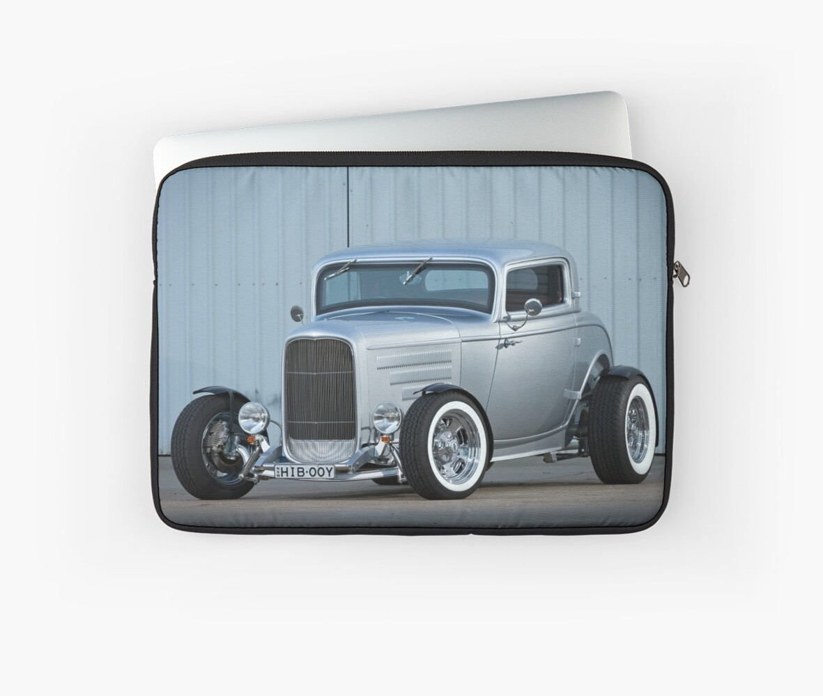 Scott\'s 1932 Ford Coupe Hot Rod\