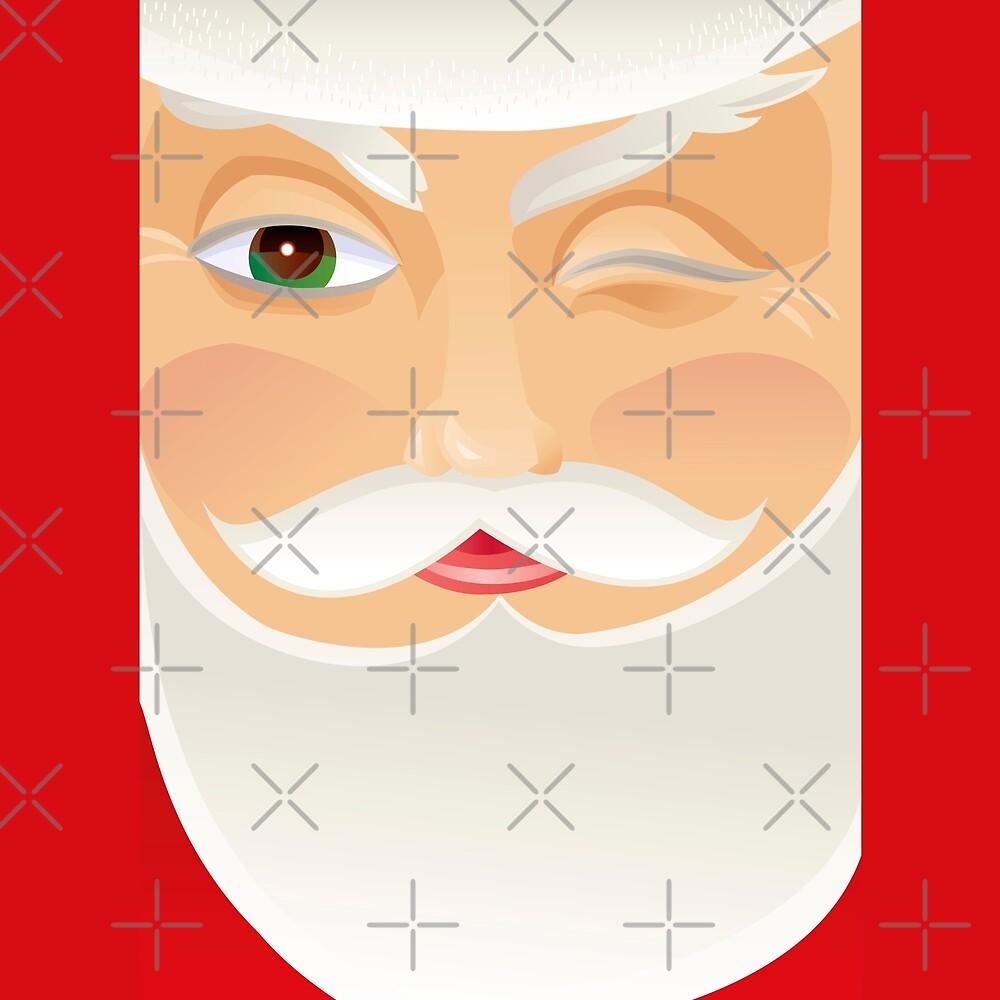Santa Claus by rusanovska