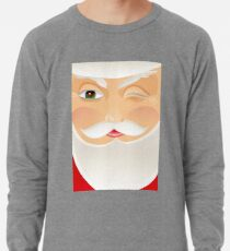 Santa Claus Lightweight Sweatshirt