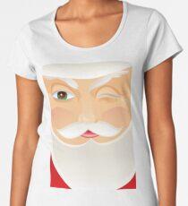 Santa Claus Premium Scoop T-Shirt