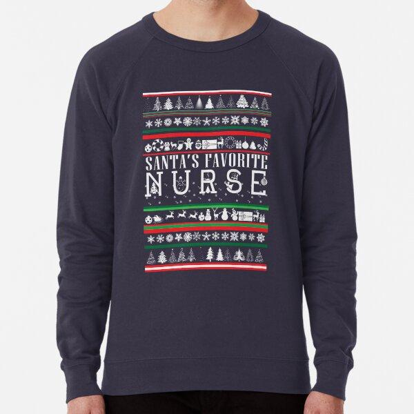 Nurse Ugly Christmas sweater Funny Xmas Gift for Nurses Sweatshirt