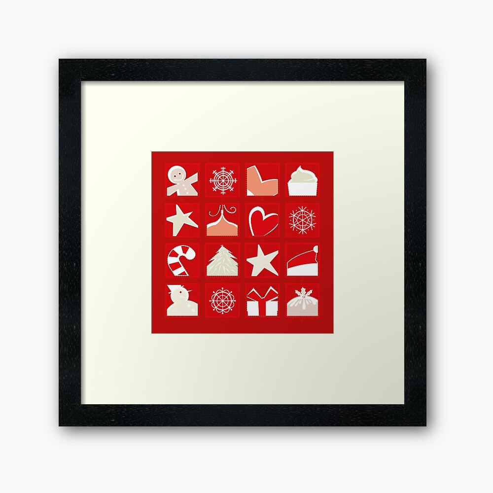 Christmas Time! Framed Art Print