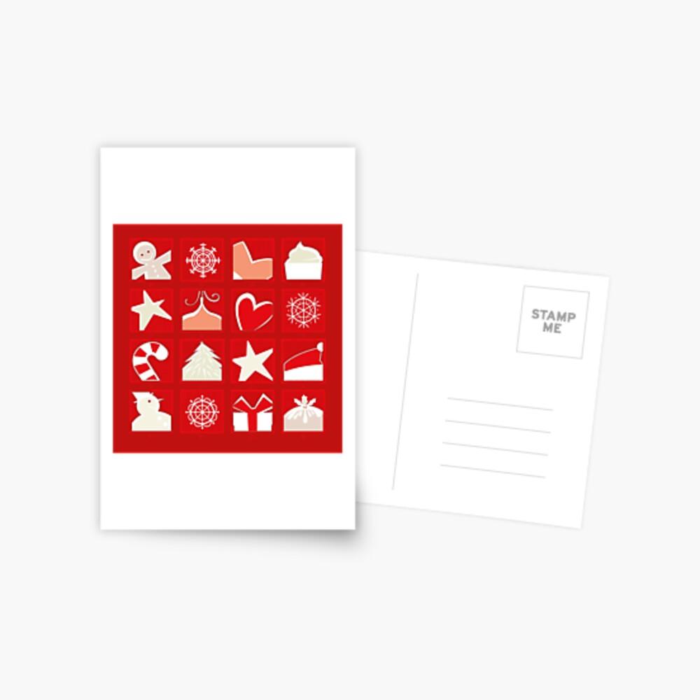 Christmas Time! Postcard
