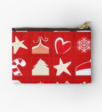 Christmas Time! Zipper Pouch