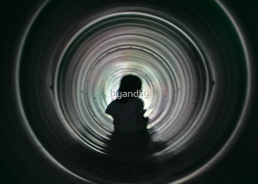 slide by byandby
