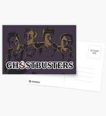 Ghostbusters - Singular Version Postcards