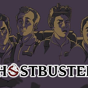 Ghostbusters - Singular Version by mrsconanobrien