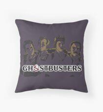 Ghostbusters - Singular Version Throw Pillow