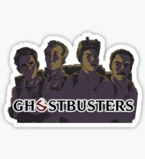Ghostbusters - Singular Version Sticker