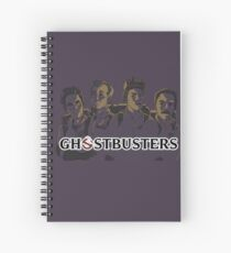 Ghostbusters - Singular Version Spiral Notebook