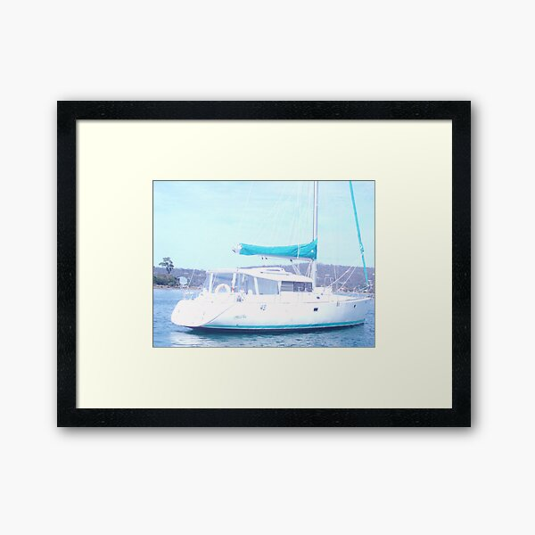 New Year....New Arrival Framed Art Print