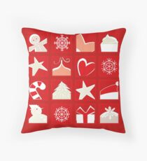 Christmas Time! Throw Pillow