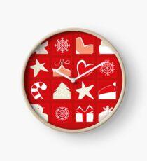 Christmas Time! Clock
