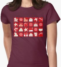 Christmas Time! Fitted T-Shirt