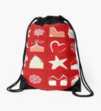 Christmas Time! Drawstring Bag