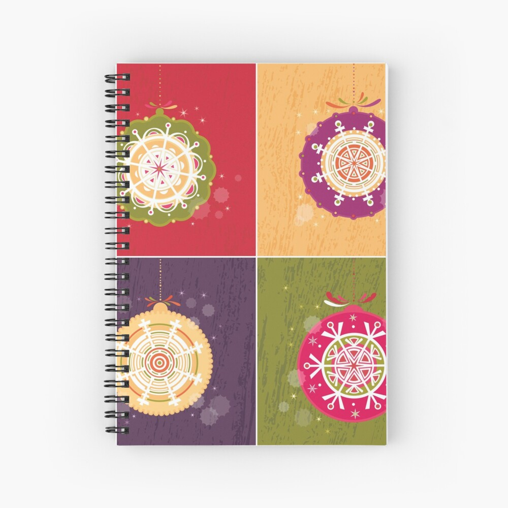 Christmas Time! Spiral Notebook