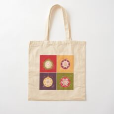 Christmas Time! Cotton Tote Bag