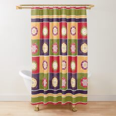 Christmas Time! Shower Curtain