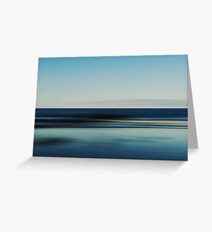 Burnie Beach Greeting Card