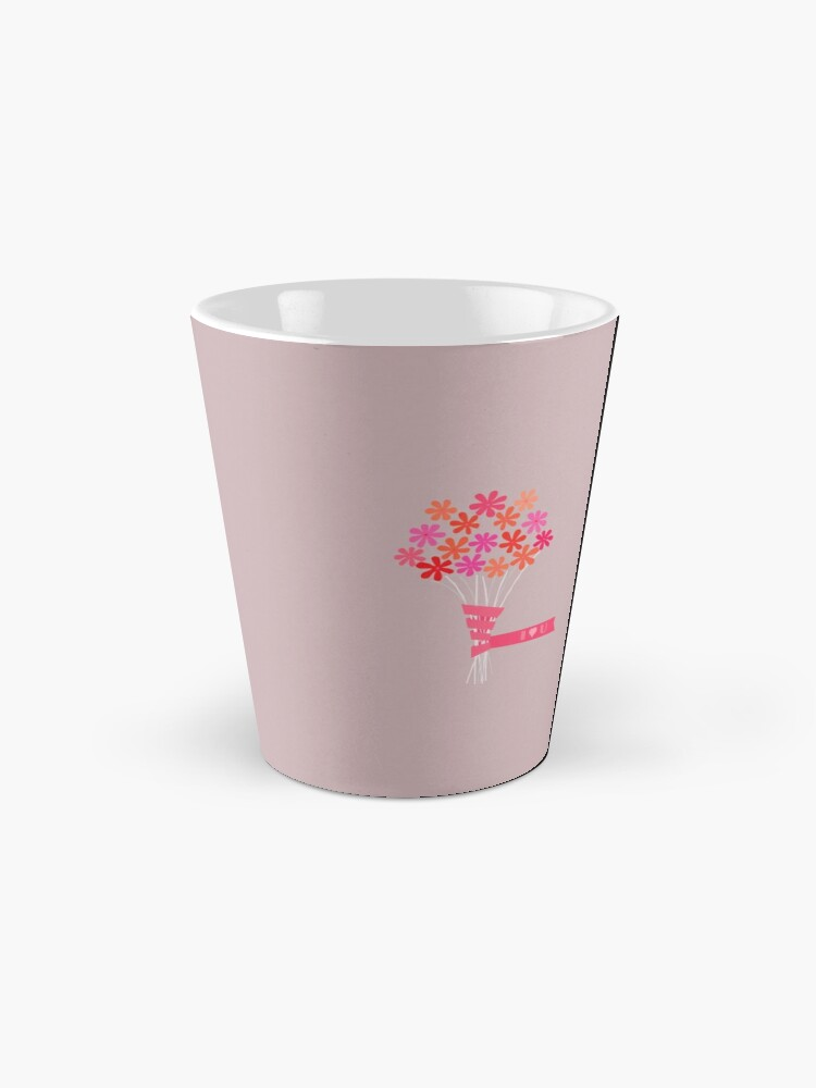 Alternate view of Flowers for You! Mug