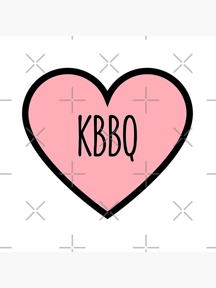 KBBQ Heart by dragnloc