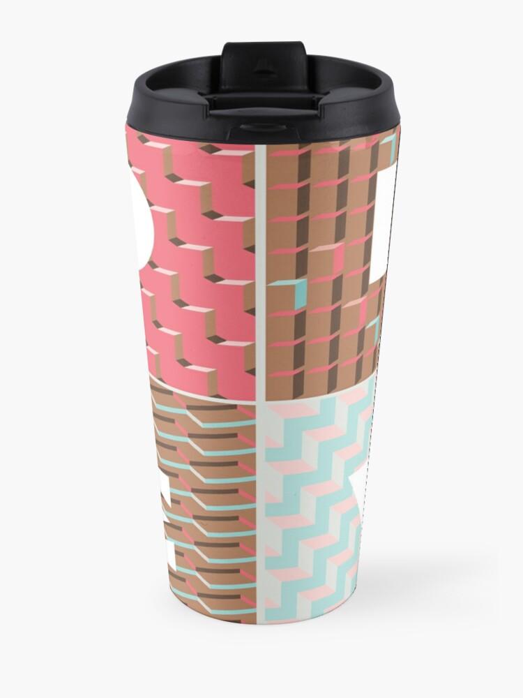 Alternate view of LOVE Travel Mug