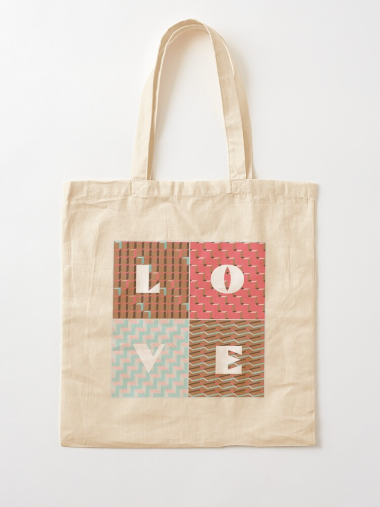 Alternate view of LOVE Tote Bag