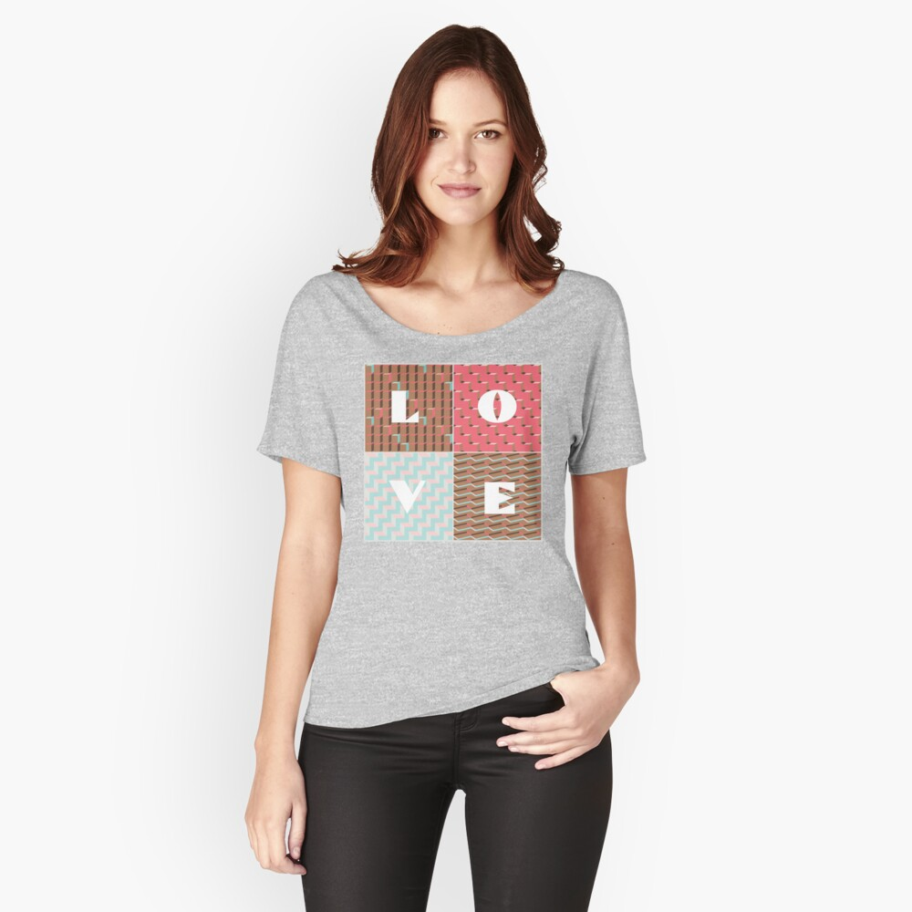 LOVE Relaxed Fit T-Shirt
