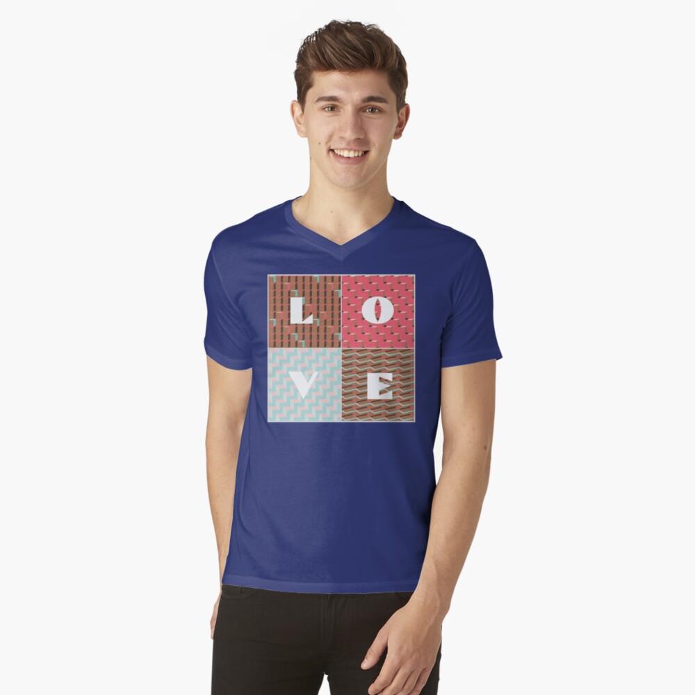 LOVE V-Neck T-Shirt