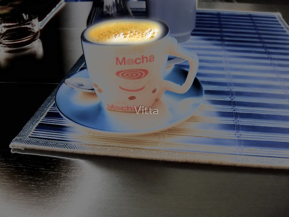 Cup of Coffee. by Vitta